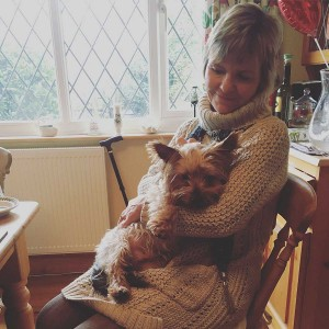 Donna and Bear 1