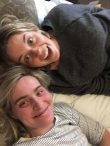 Alana and Jess