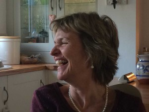 Donna laughing 2
